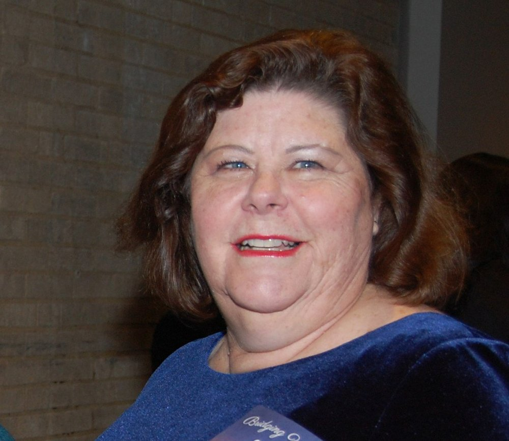 Cathy Koehler, president of the Arkansas Education Association union of teachers and support staff, is shown in this photo.