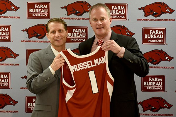 WholeHogSports - State of the Hogs: Musselman has work to do