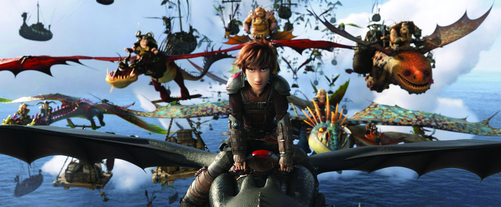 "Still from ""How to Train Your Dragon: The Hidden World."" Dreamworks Animation via AP"