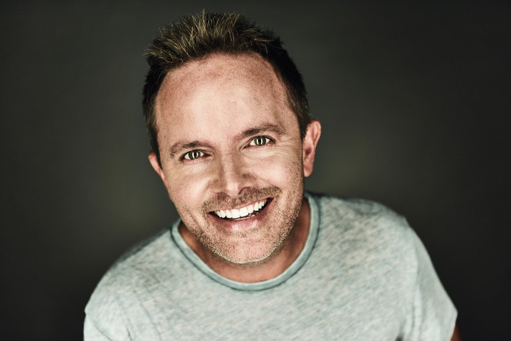 """Chris Tomlin, on his """"Holy Roar Tour,"""" performs Wednesday at the Walmart AMP in Rogers."""