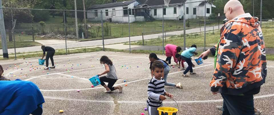 Submitted photo Spa City Kidz: Lakeview Assembly of God Church will hold a food giveaway and Easter egg hunt from 10 a.m. to noon April 20 at the park at 300 Wade St.