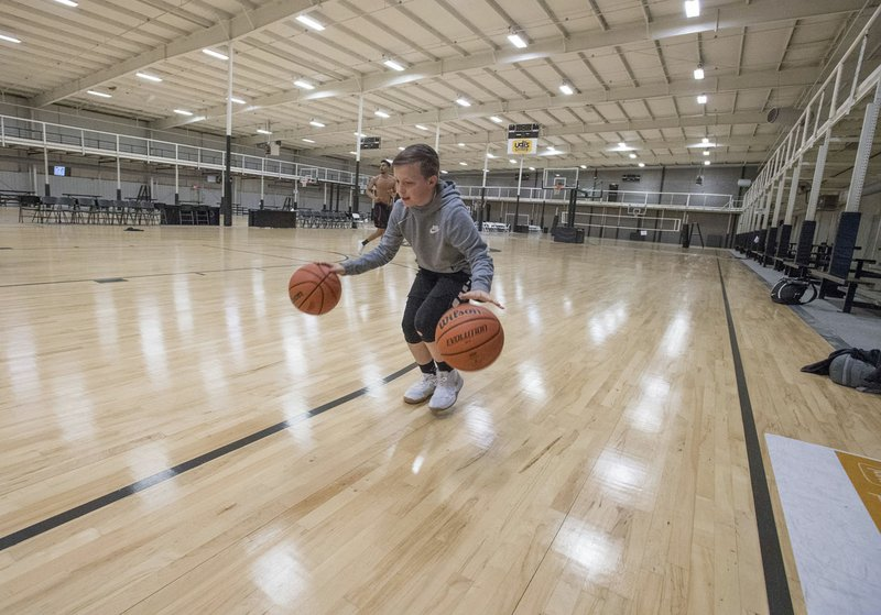 Sports arena fixes to cost Springdale more than $1 million