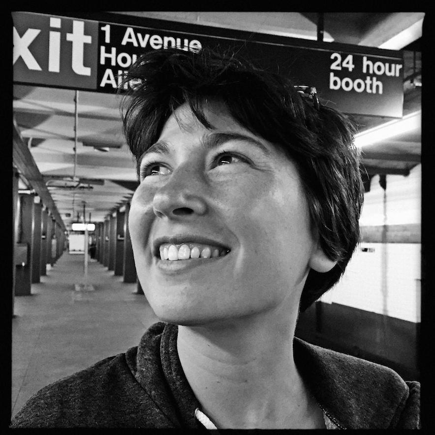 Graphic novelist Liana Finck