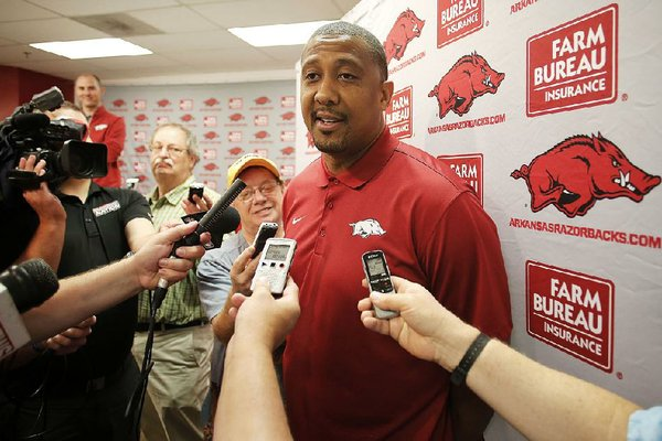 Scotty Thurman is shown in this file photo.
