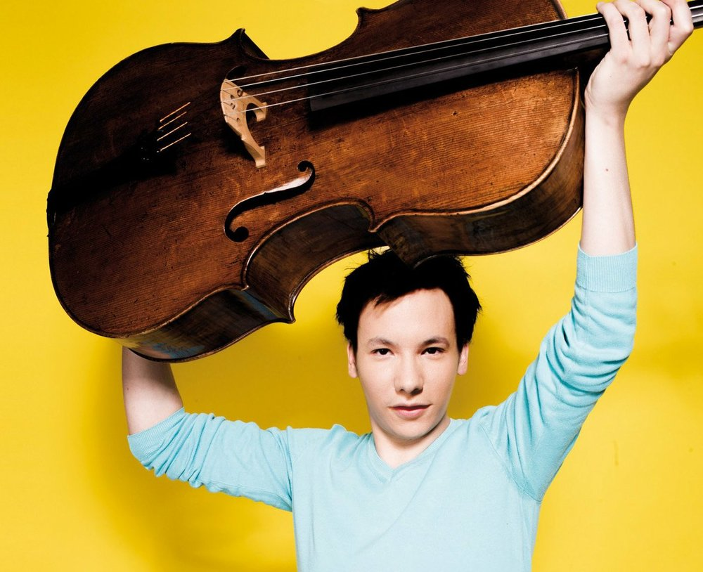 Cellist Edgar Moreau solos Saturday in Fayetteville with the Symphony of Northwest Arkansas.