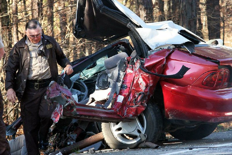 Scenic U S  70 in Arkansas a deadly stretch, example of challenges