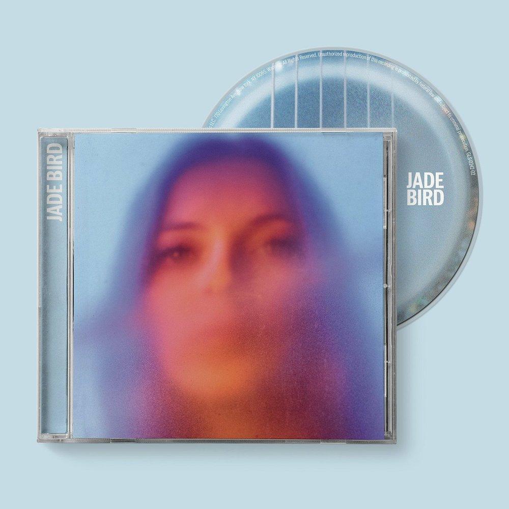 Jade Bird's self-titled album. Image by Jade Bird via TNS