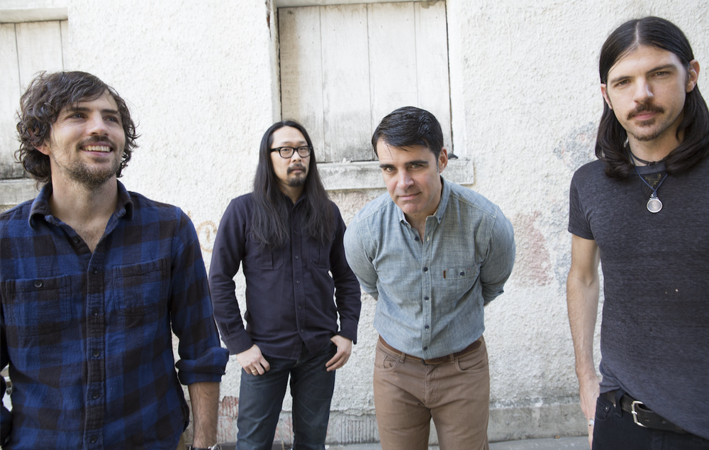 The Avett Brothers perform Saturday at the Walmart AMP in Rogers.