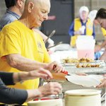 Lions Club Annual Fish Fry, Maumelle