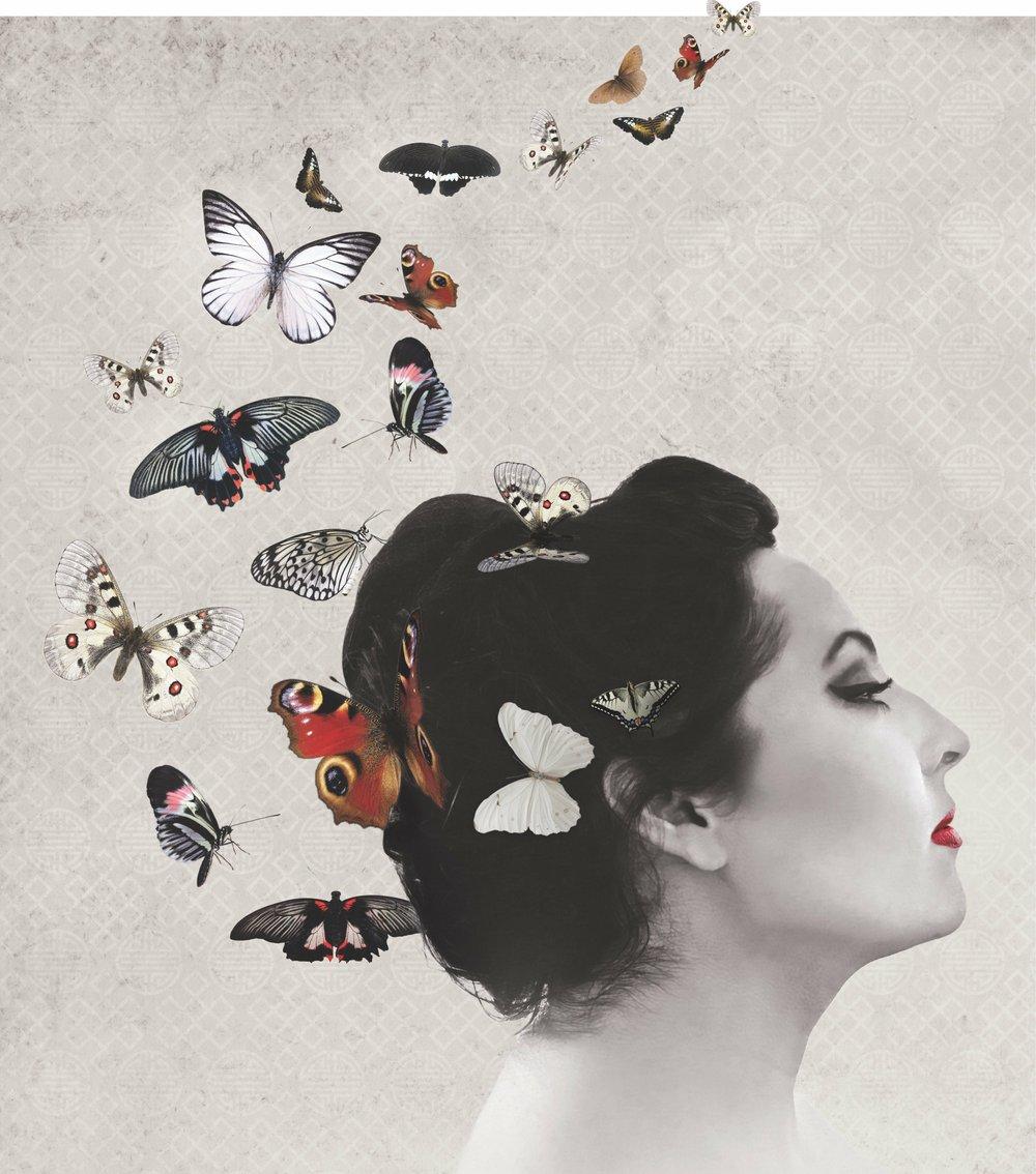 Soprano Francesca Mondanaro sings the title role in Opera in the Rock's Madama Butterfly.