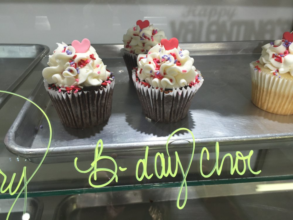 The Cupcake Factory is now vending cupcakes etc. from its new second location on Kavanaugh Boulevard in Little Rock's Pulaski Heights. Democrat-Gazette file photo