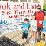 Hook & Ladder 5K Fun Run, Searcy