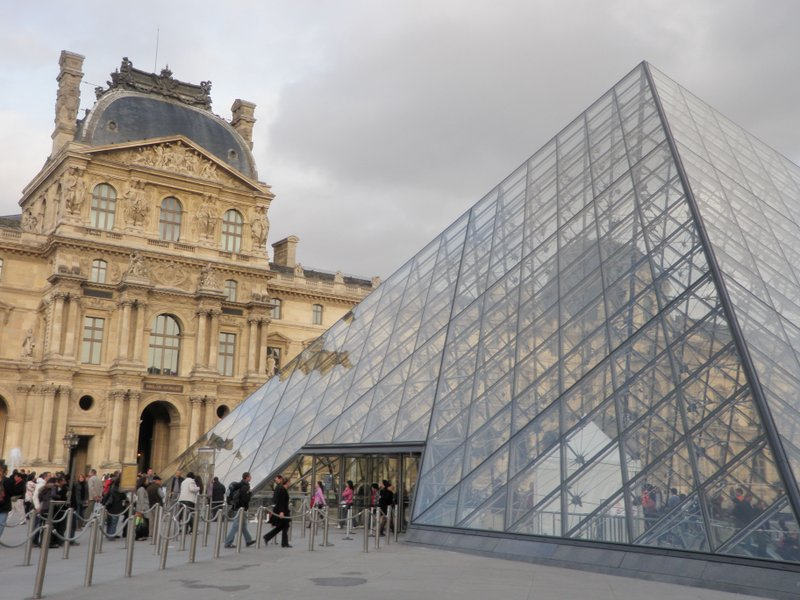 Louvre But 1 Museum Of So Many In Paris