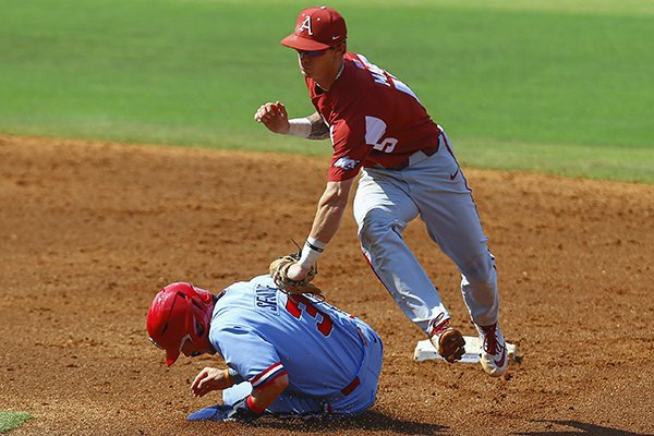 WholeHogSports - Arkansas-Ole Miss super regional will begin