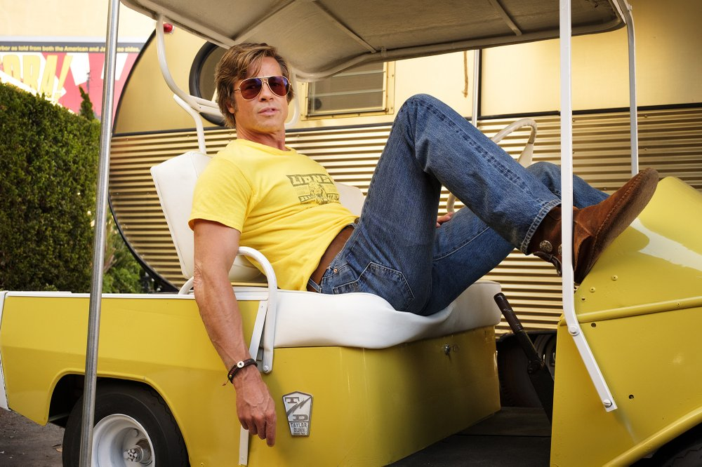 """Brad Pitt appears in the new Quentin Tarantino film """"Once Upon a Time in Hollywood."""" (Columbia Pictures)"""