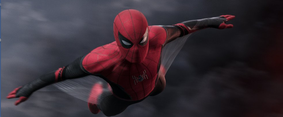 """Tom Holland portrays Spider-Man in """"Spider-Man: Far From Home."""" (Columbia Pictures)"""