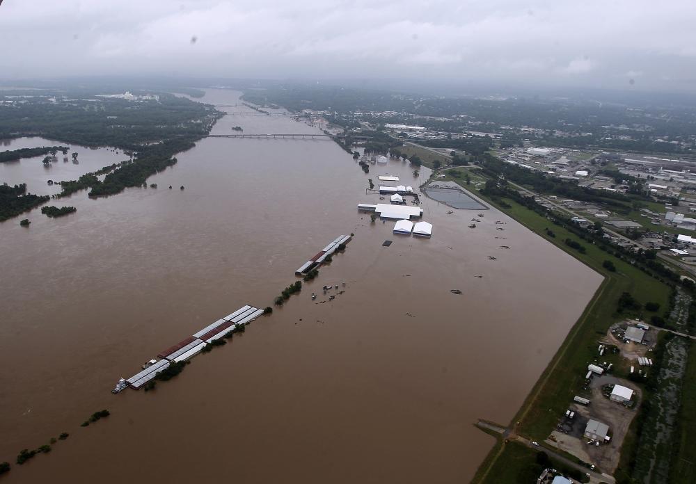 van buren arkansas flooding