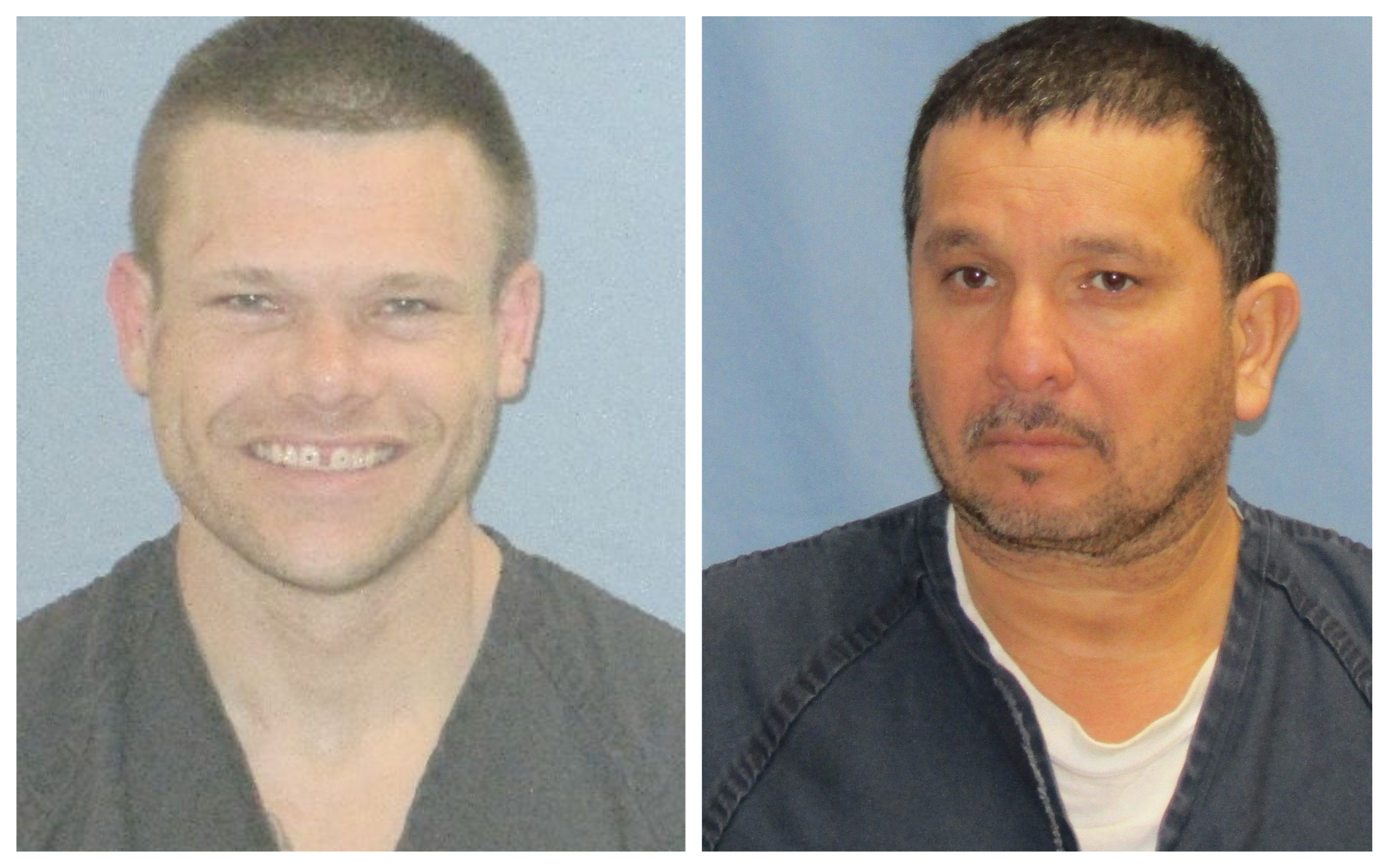 Search continues for 2 inmates who fled from Pulaski County
