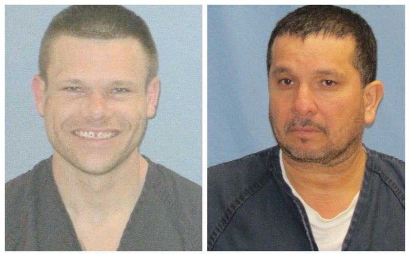 Search continues for 2 inmates who fled from Pulaski County jail