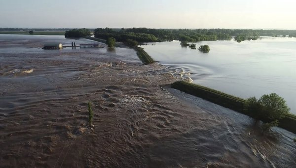 $1.1M cost set for repairs to flood-ruined Arkansas highway