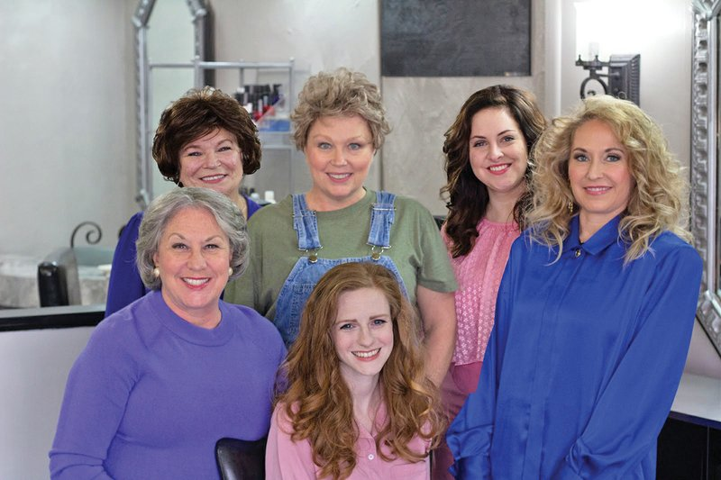 Steel Magnolias To Open Thursday At The Royal