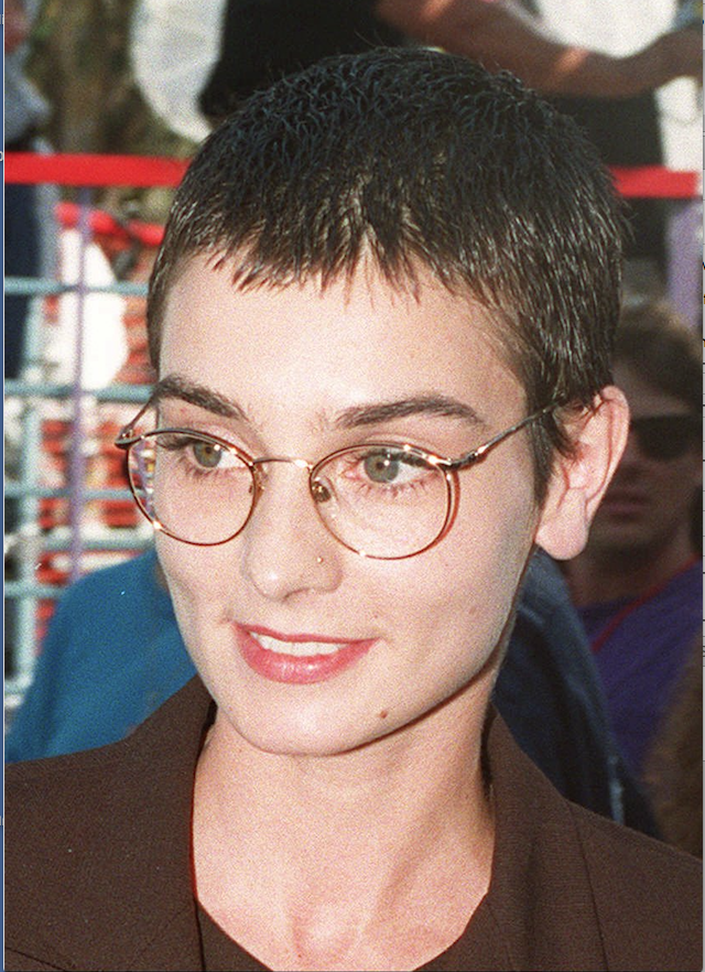"Sinead O'Connor, photographed in 1993, had a huge hit with Prince's ""Nothing Compares 2U"" in 1990. (AP)"
