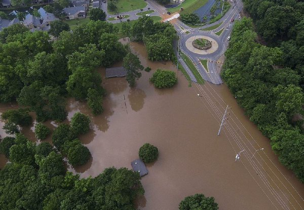 Levee district for Little Rock's Riverdale neighborhood secures $2M to pay for repairs