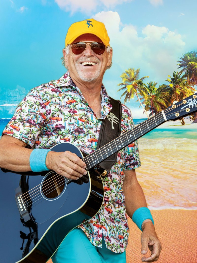 MUSIC SCENE: Jimmy Buffett performs at Verizon