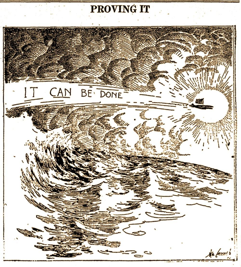 From the June 9, 1919, Arkansas Gazette. (Arkansas Democrat-Gazette)