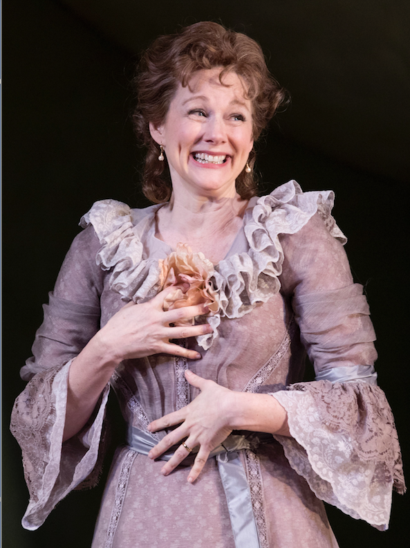 "Laura Linney played Birdie Hubbard in a Broadway revival of ""The Little Foxes"" in 2017. (The New York Times)"