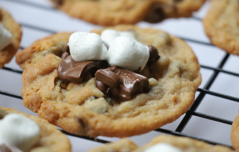 S'mores Cookies Photo by John Sykes Jr.