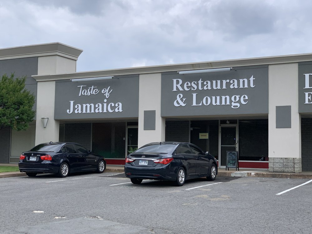 Taste of Jamaica has opened in the Sturbridge Center, 10014 N. Rodney Parham Road, Little Rock. Arkansas Democrat-Gazette/Eric E. Harrison