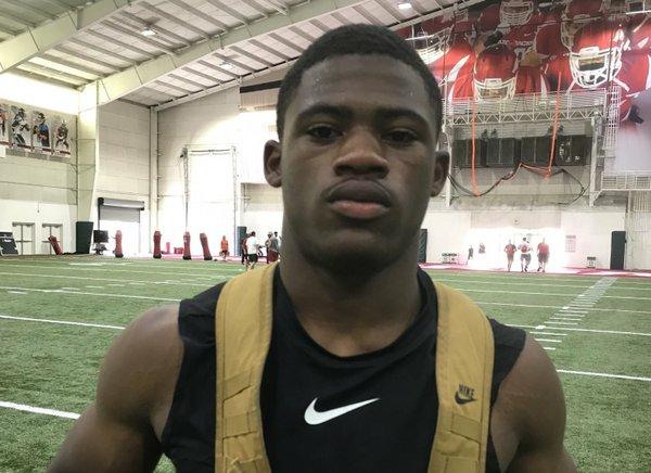 Dumas' Kylin James hoping to earn Arkansas offer
