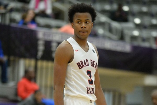 5-star Moses Moody includes Hogs in top 7