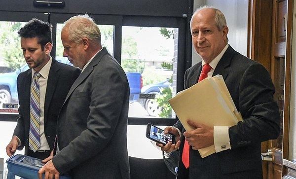 'Good faith' again argued in legislator's tax case