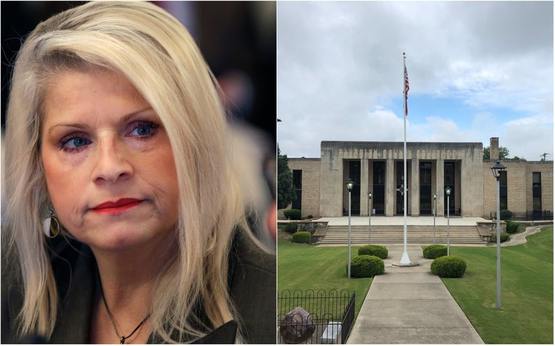 Suspect in killing of former Arkansas senator faces charges