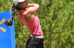Arkansas' Dylan Kim shot a 3-under 68 during Monday's LPGA Northwest Arkansas Championship qualifier at Pinnacle Country Club in Rogers, earning a spot in this week's tournament.