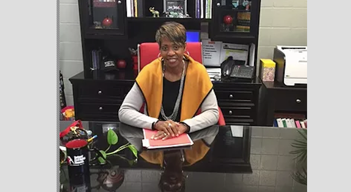 Little Rock principal charged over fight at school