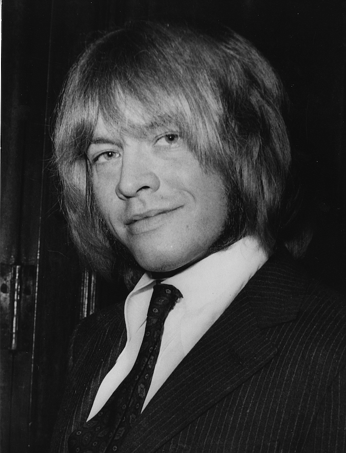 Brian Jones: he was described as angelic, a choirboy. (AP)