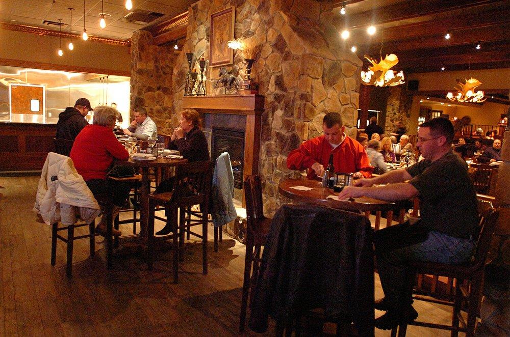 Saddle Creek Restaurant in North Little Rock's Lakewood Village has closed. Democrat-Gazette file photo