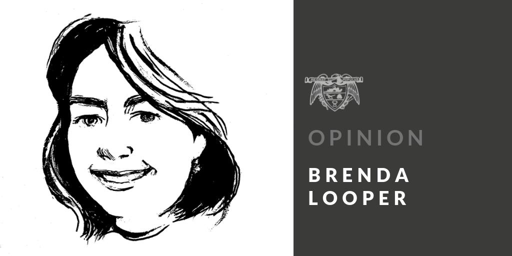 BRENDA LOOPER: Smells like home