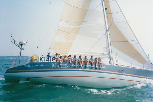 Sail away with the must-see documentary 'Maiden'