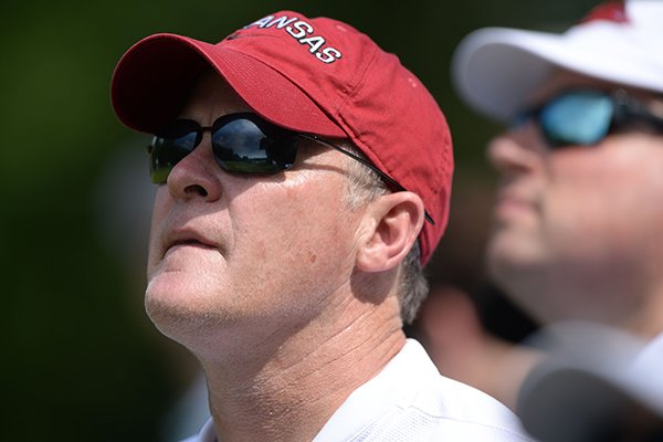 WALLY HALL: Hogs' AD should make players face of program