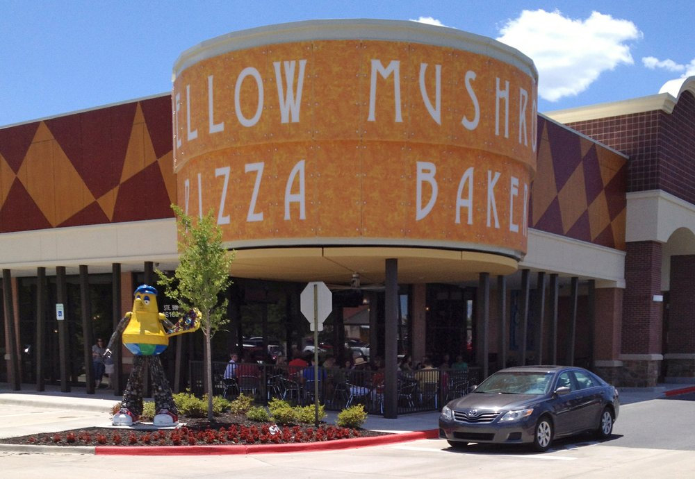 Mellow Mushroom Pizza Bakery on Chenal Parkway also has a new owner. Democrat-Gazette file photo