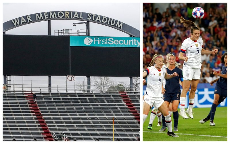 Free watch party set at Little Rock's War Memorial Stadium