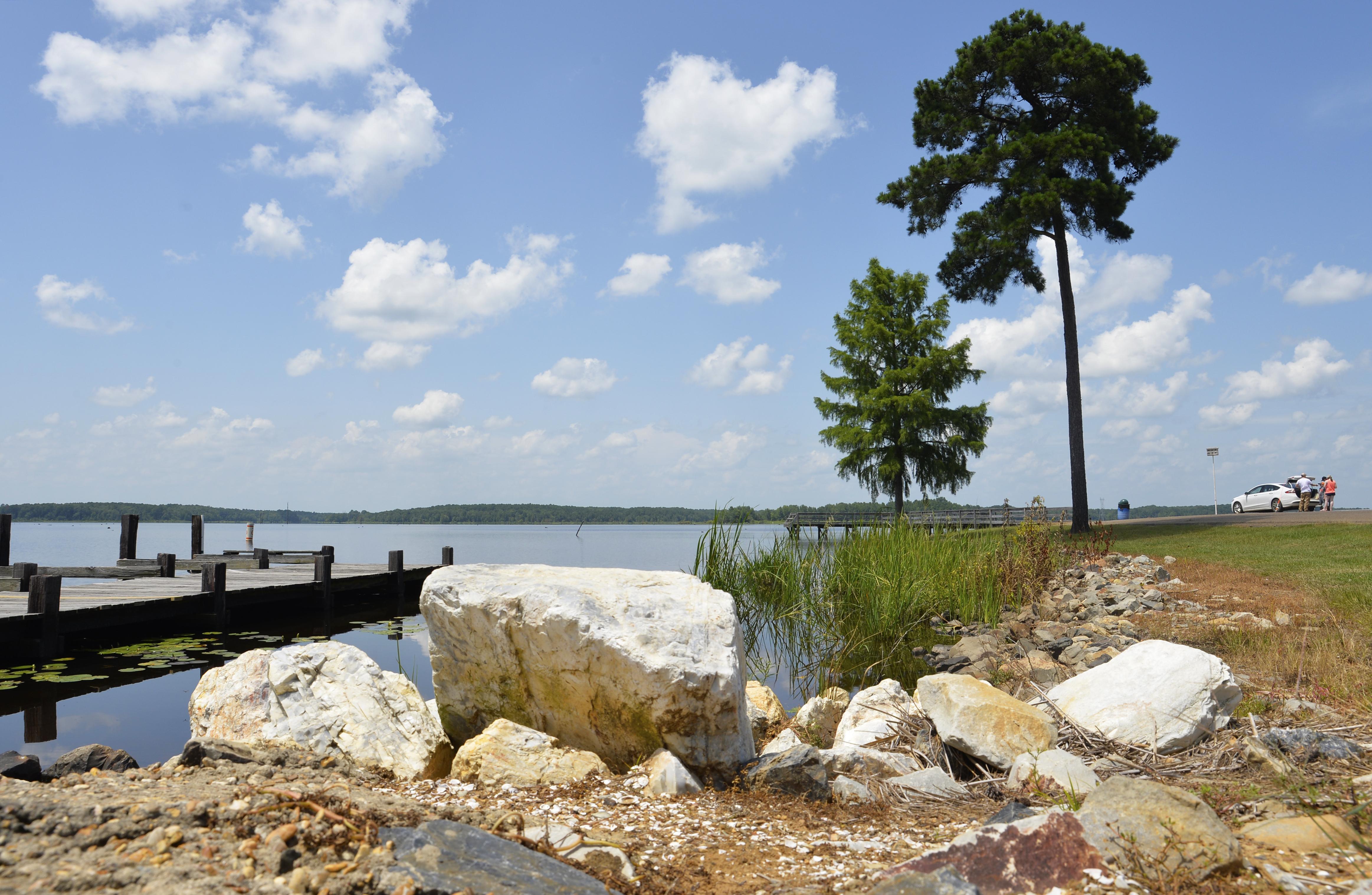 Lake Columbia makes Bassmasters' top 100 fisheries list