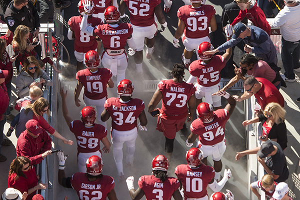 Arkansas 2019 single-game football tickets for sale
