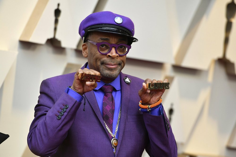 Spike Lee. AP/Jordan Strauss/Invision