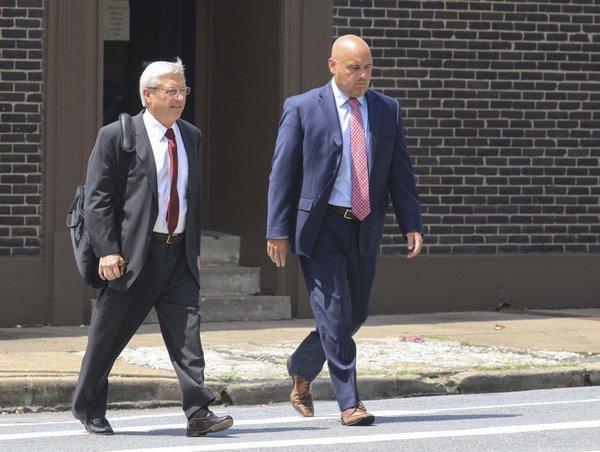 Former Arkansas senator surrenders law license after pleas