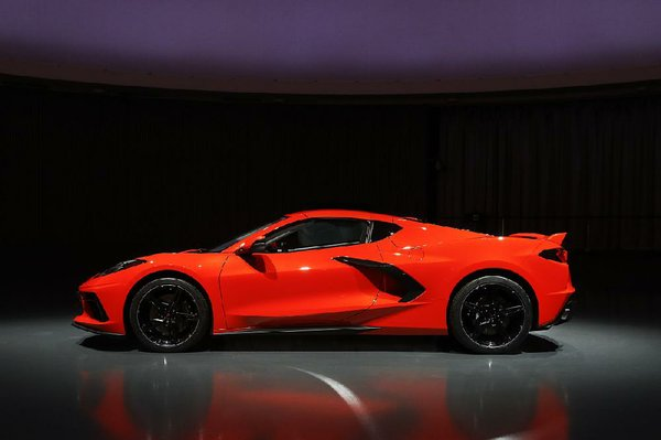 GM unveils Corvette redesign featuring mid-engine layout